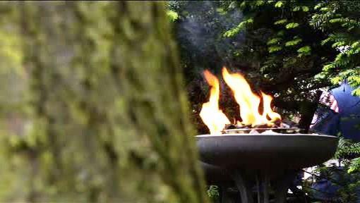 Pietní oheň