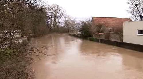 Povodně na Slovensku