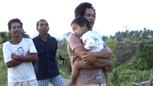 Evakuace Filipínců kvůli sopce Mayon