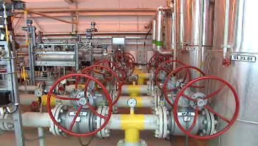 Zásobárna plynu