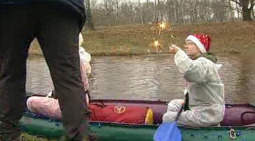 Vánoční plavba