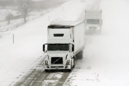Zima v USA