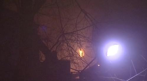 Požár v Heřmanově Huti