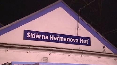 Sklárna Heřmanova Huť
