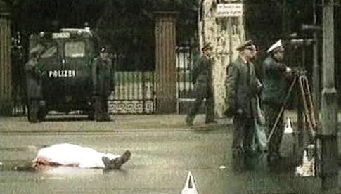 Oběť útoku teroristů RAF