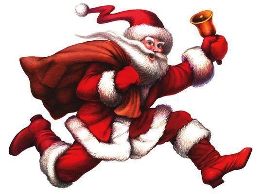 Německý Weihnachtsmann