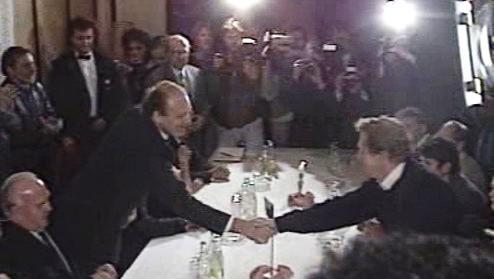 Jednání OF s komunisty v roce 1989
