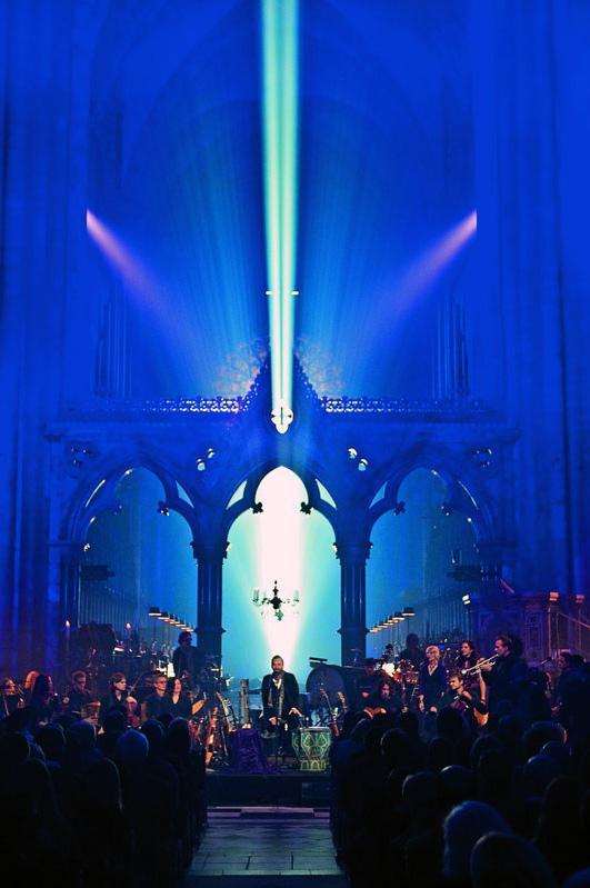 Sting: Koncert v katedrále