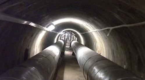 Potrubí teplovodu