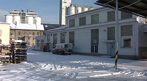 Objekt bývalé mlékárny