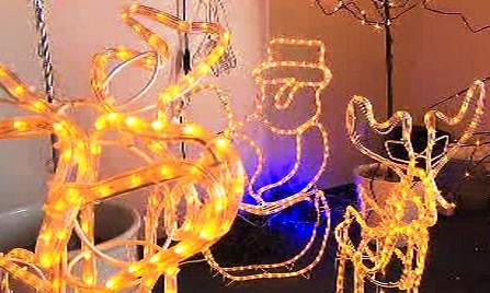 Vánoční osvětlení