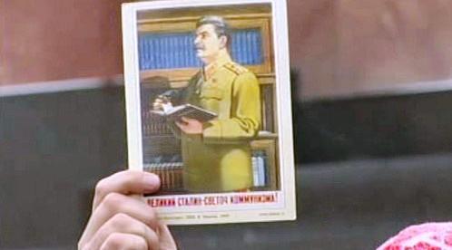 Příznivci Stalina