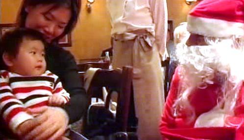 Oslavy Vánoc v Číně