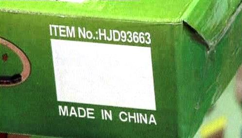 Vyrobeno v Číně