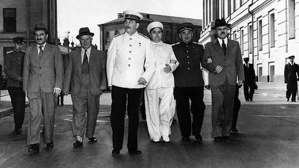 Sovětské vedení v roce 1946