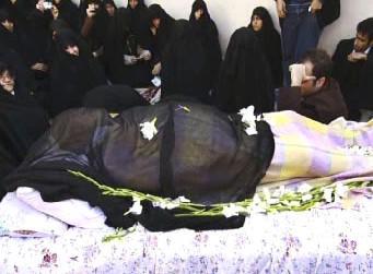 Mrtvý ajatolláh Montazerí