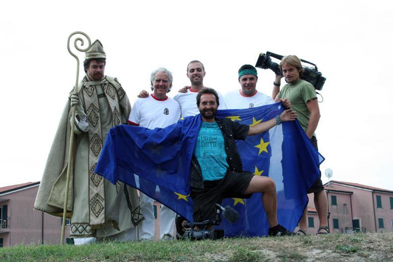Svatý Vojtěch - první český Evropan
