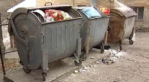 Kontejnery na odpadky