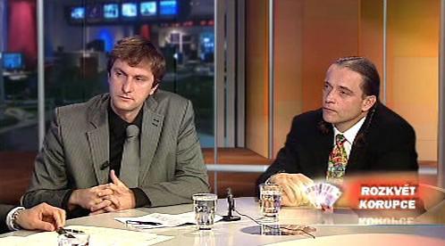 David Ondráčka a Vladimír Kovář