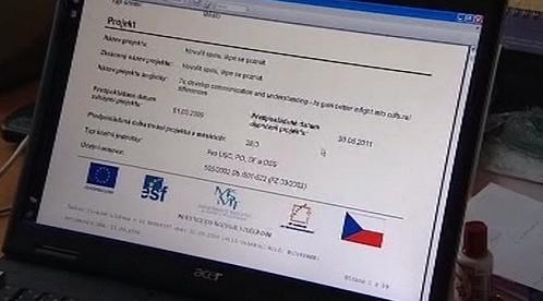 Evropské peníze pro školy