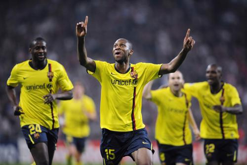 Hráči Barcelony
