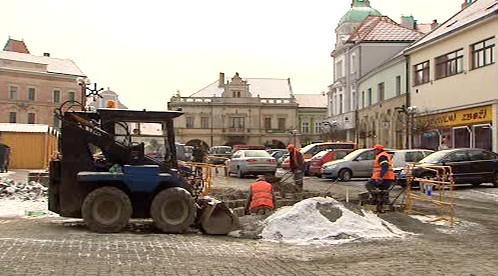Revitalizace mělnického náměstí
