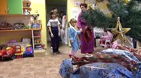Vánoce v nemocnici