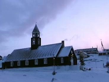 Vánoce v Grónsku