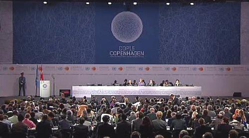 Konference OSN o klimatických změnách v Kodani