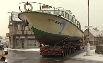 Stěhování lodi