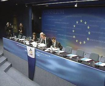 Zasedání v Bruselu