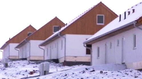 Nové povodňové domky