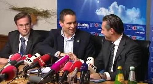 Spojení FPÖ a BZÖ