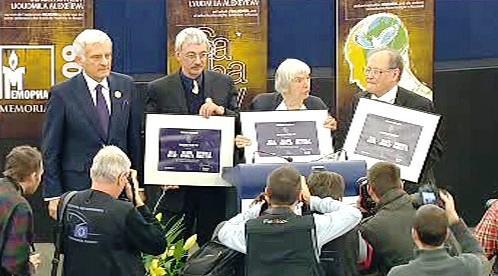Předávání Sacharovovy ceny