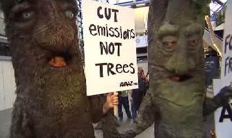 Ekologičtí aktivisté