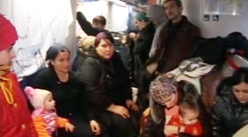 Čečenští uprchlíci
