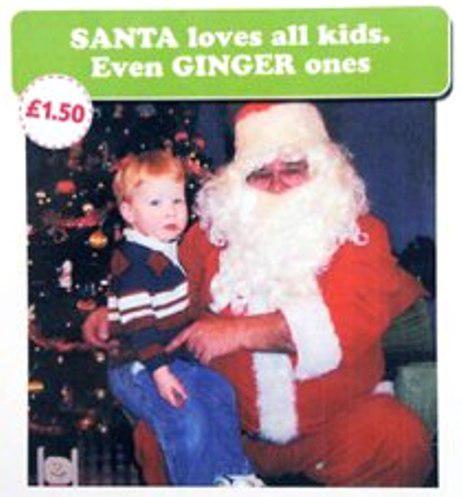 Kontroverzní vánoční přání