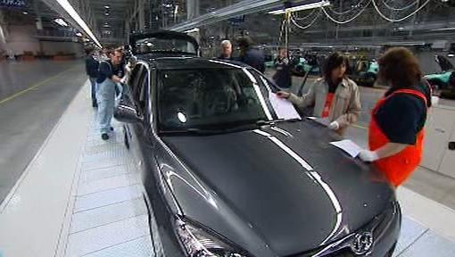 Stávka v automobilce Hyundai