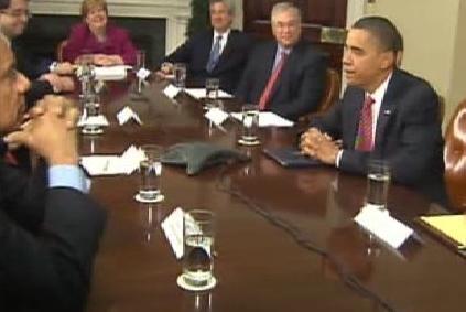 Obama s bankéři
