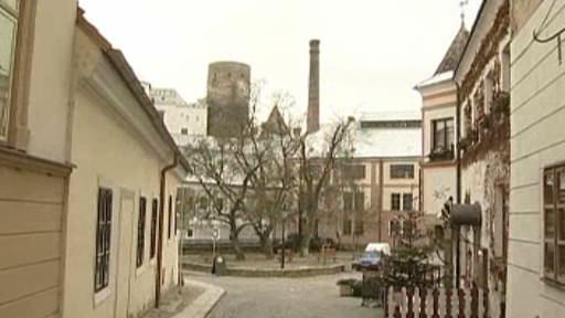 Bývalý pivovar v Jinřichově Hradci