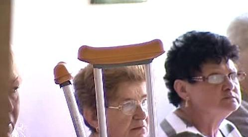 Pacienti v nemocnici