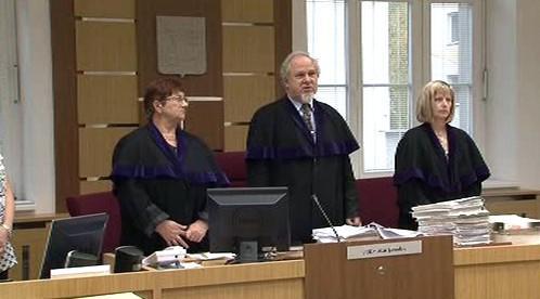 Soudní verdikt
