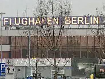 Letiště Berlín