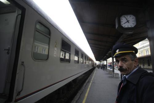 Železniční spoj Bělehrad - Sarajevo