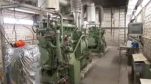 Naftový generátor