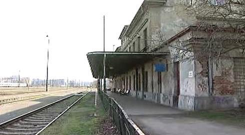 Zavřené nádraží