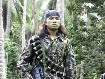 Filipínský ozbrojenec