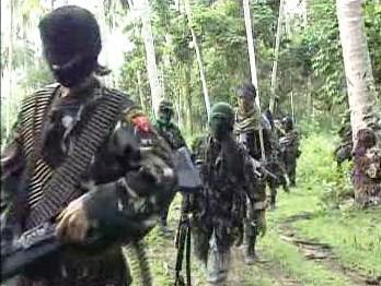 Filipínští ozbrojenci