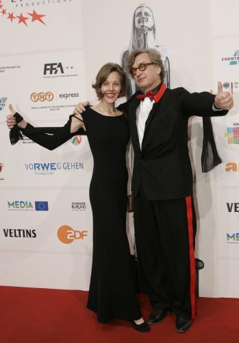 Wim Wenders a Donata Wendersová