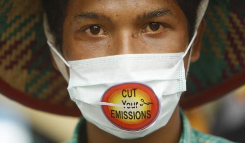 Demonstrace v Indonésii
